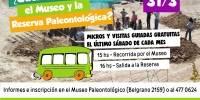 ¿Querés conocer el Museo y la Reserva Paleontológica?